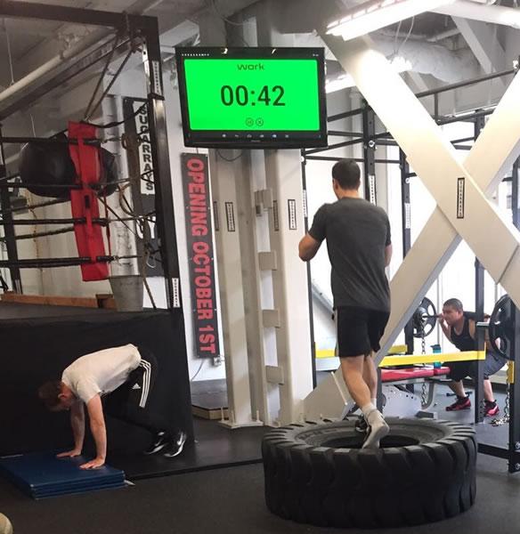 Sugarrays Boxing Gym